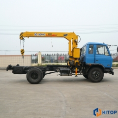 XCMG Telescopic Boom Lorry Crane