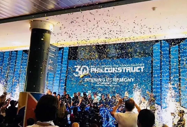 Highlight! XCMG V7 series concrete machinery shines in the Philippines
