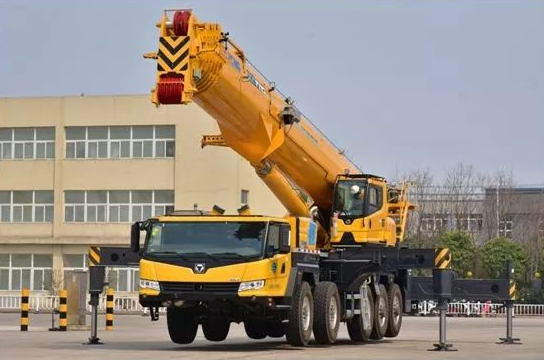 Pure technology! New mobile crane running-in precautions